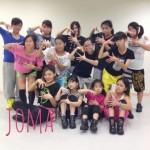 jomaダンスコンテストに挑戦