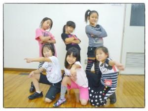 枚方ダンスー小学生