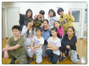 枚方ダンスー中学生