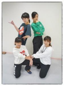 枚方ダンスーコンテストチーム
