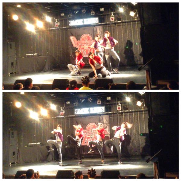ダンスチームEXOTICA