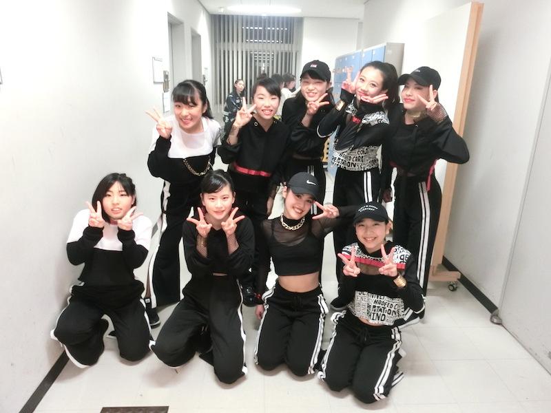 枚方ダンスチームB3