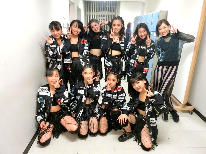 枚方ダンスチームS