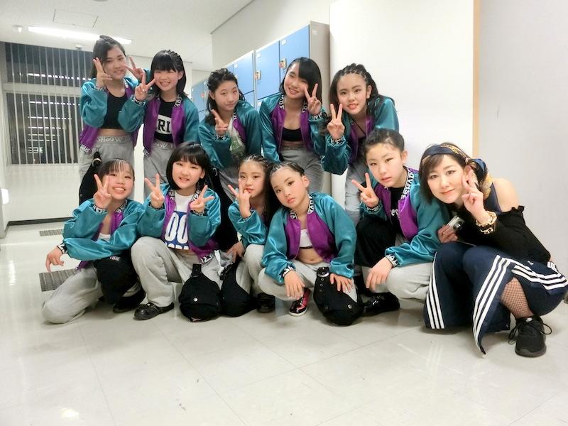 枚方ダンスチームB2