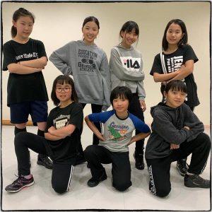 枚方ダンス小学生