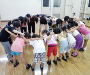 夏休み「合同練習」