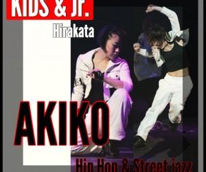 枚方Dance JETE 『akiko』インストラクター